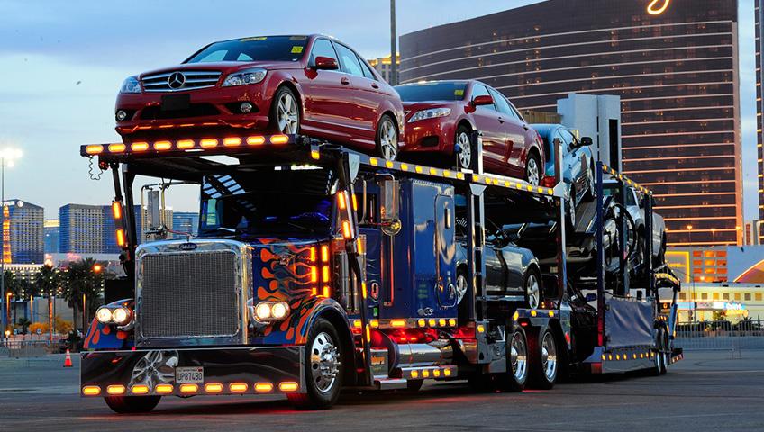 Auto shipping division