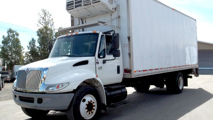 Refrigerated trucks and Frozen Transportation